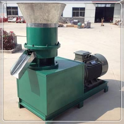 顺阳机械机械质量优颗粒机120型兔饲料环模颗粒机,宠物饲料颗粒机