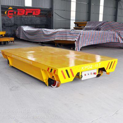 低压轨道式铁水车绝缘垫涂装设备电动旋转平台实力厂商