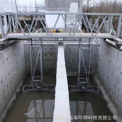 益海环保刮吸泥机垂架式中心传动刮泥机吸泥机悬挂式中心传动浓缩机等污水处理设备