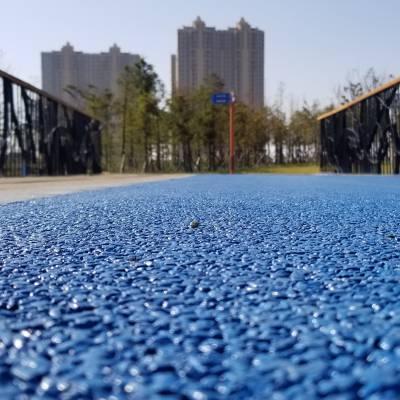 海绵城市高品质透水地坪材料生产厂家全国直供江苏周边城市包施工优惠价格
