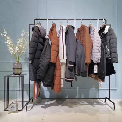 E15朗文斯汀女装 女装折扣品牌货源 品牌冬装尾货批发 上海服装批发市场在哪