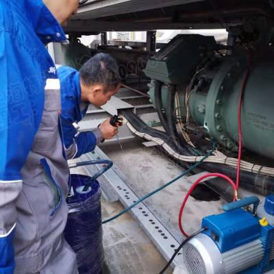 克莱门特螺杆压缩机故障维修 上海特源制冷