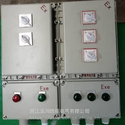 防爆照明动力配电箱多回路可选