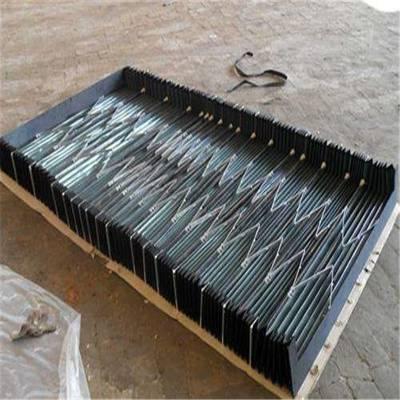 厂家定制更换维修可伸缩式风琴防护罩耐磨风琴防护罩