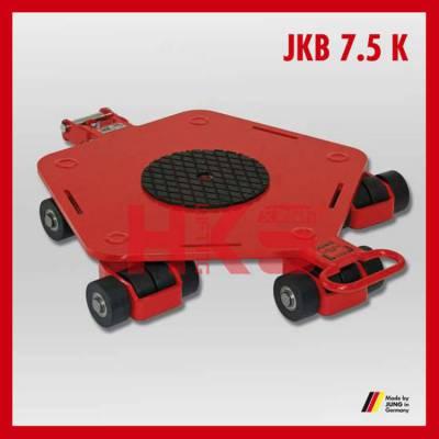 德国JUNG JKB7.5K万向搬运坦克车 7.5T德国万向地坦克 保用五年