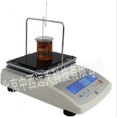 中西供应数显电子液体密度计型号:M314227库号:M314227