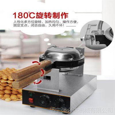 厂家直销香港正宗鸡蛋仔机蛋仔锅电热做QQ鸡蛋饼机器烤饼机不粘锅