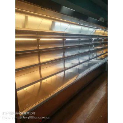 仟曦风幕柜水果保鲜柜多少钱一米如实使用保养