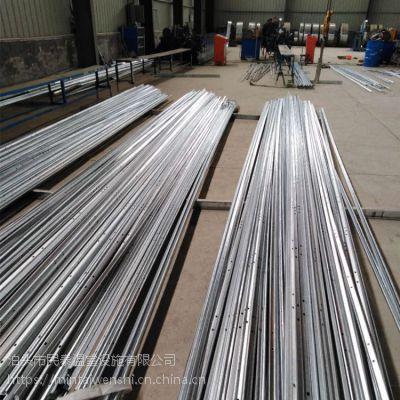 民泰厂家新型几字钢大棚骨架推进反季种植新时代