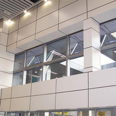 天津铝单板 廊架铝板厂家直销