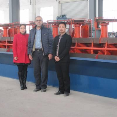 云南矿用浮选机厂家定制 SF系列浮选机 有色金属浮选设备 搅拌浮选槽