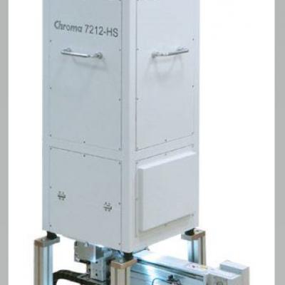 Chroma/致茂台湾7212-HS光伏电池片正面印刷暨表面脏污检测机