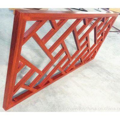 铝方管烧焊铝窗花生产厂家,金属型材铝花格款式