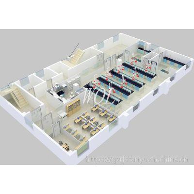 实验室规划方案 实验室装修规划厂家WOL