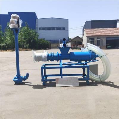固液粪便分离机 牛粪粑粑脱水机 螺旋挤压污水处理机