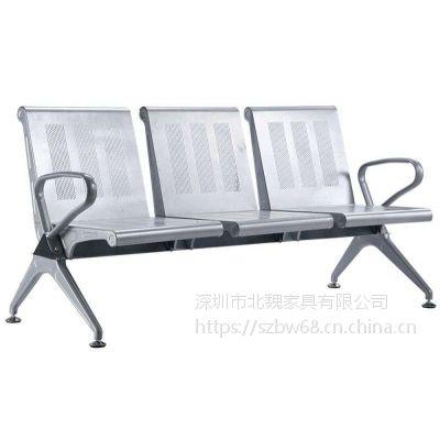 不锈钢三连座椅*地铁不锈钢三连座椅*不锈钢连排座椅