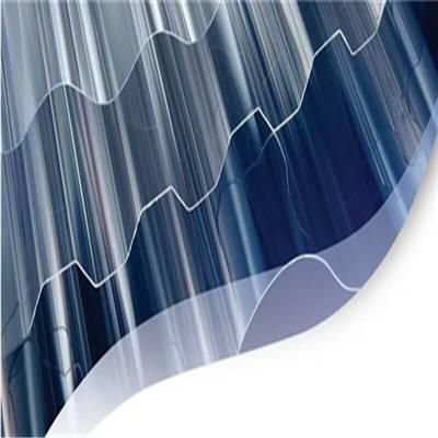 福建省周宁县840型波浪型2.0mm厚吸水率玻璃钢采光板FRP双层阳光板特价直销
