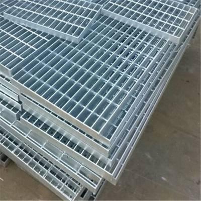 栈桥格栅板 镀锌网格板 停车场排水网格板