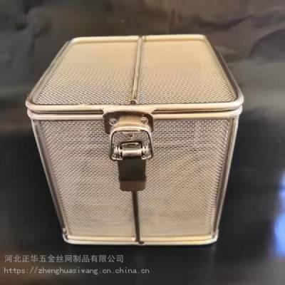 304不锈钢小网筐_正华低碳钢丝折弯小网筐批量供应
