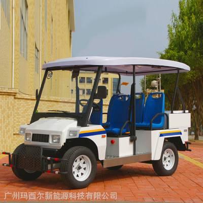 新款电动巡逻车厂家直销、广州四轮代步车、爆款电动巡逻车、电动巡逻车价格、广东玛西尔新能源悍马巡逻车