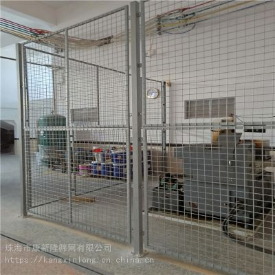 赣州市兴国县厂家直销护栏网仓库隔离网车间隔离网