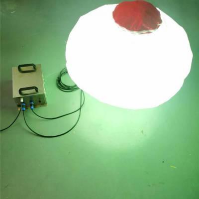3.5M照明升降装置河圣牌36v探照灯