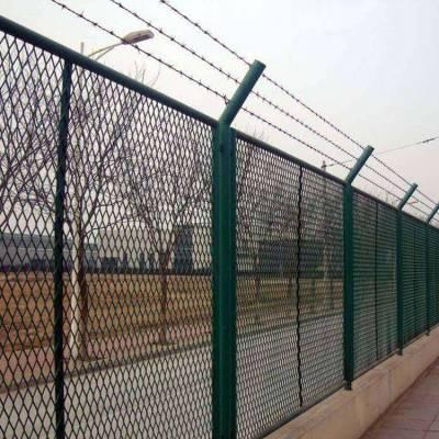 长海县绿色框架围栏网厂家-监狱刺铁隔离栅批发-绿色护栏网厂