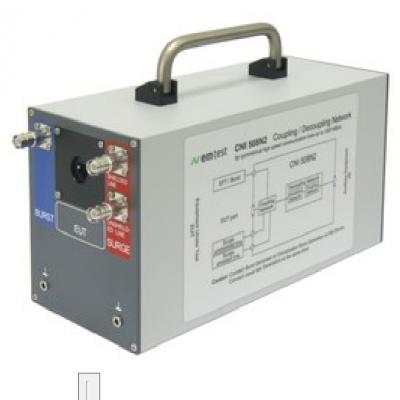 EM测试/瑞士CNI 508N2耦合 / 去耦网络组