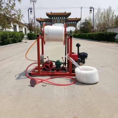 桔子高压喷药机自动收管棉花打药机汽油打药机生产销售