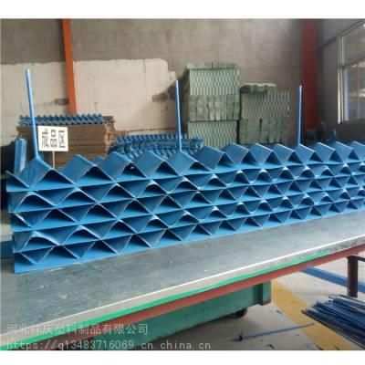 多维收水器 PVC多维收水器 可粘接 串杆 蓝色黑色