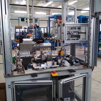 XiamenSocket tube Servo Press System