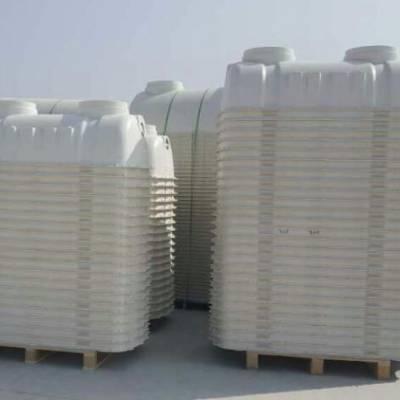 鄂尔多斯SMC模压玻璃钢化粪池2.5立方的价格