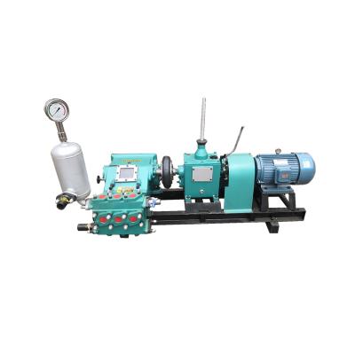 秦皇岛卢龙泵送高压水泵高压泥浆泵高效节能-磐石重工
