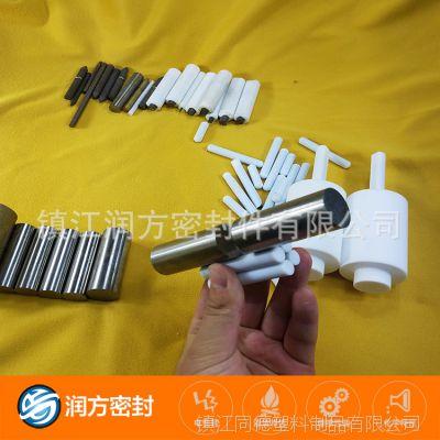 完全包覆住磁铁等金属件(四氟涂层作为基础材料的包胶层)可加厚