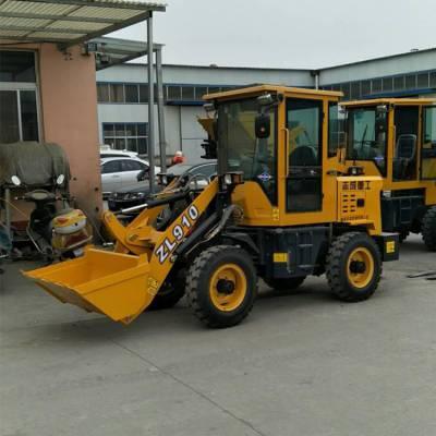 建筑沙子水泥装载机 多功能工程装载机 铲运砂石料装卸车