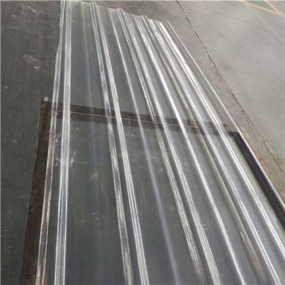 山东省淄博市角驰760型1.8厚定制各种型号厚度frp采光板玻璃钢防腐