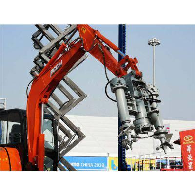 烟台15kw绞吸式沙砾泵 耐磨抽沙泵 国产液压泵