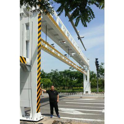 河南省平顶山#19,455 电动液压升降限高架厂家 公路测速限高杆 智能升降 抗风能力强 质量可靠