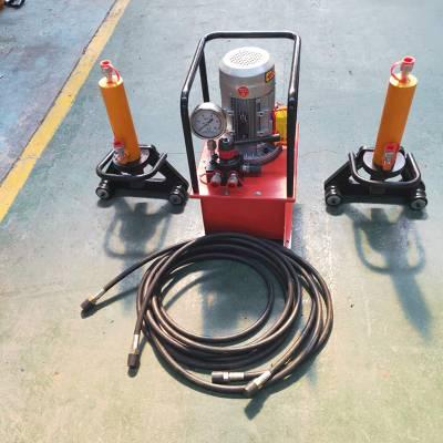 钢筋弯曲机 分体式 电动液压弯曲调直一体机