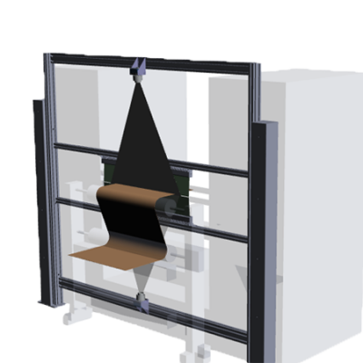 Chroma/致茂台湾7505-K009线上型印刷品质自动光学检测系统