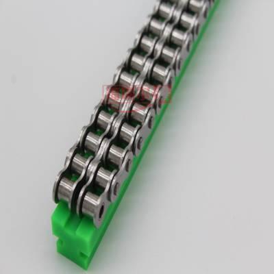 加工T型塑料链条导轨厂家
