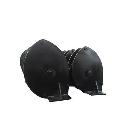 厂家直销耙斗装岩机尾轮 30B耙斗装岩机尾轮 耙斗机导向轮