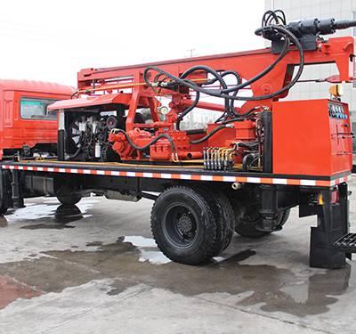 轮式水井钻机多少钱-轮式水井钻机-龙业机械公司