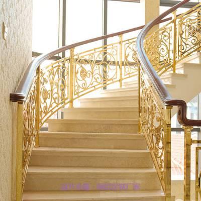 闻喜奢华别墅楼梯扶手实时批发