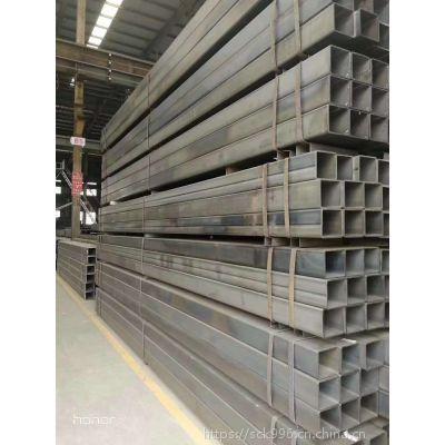 100*60*5铁扁通-Q345B空心方钢-建筑幕墙厂房钢材规格全