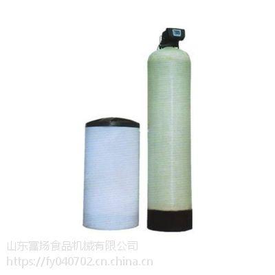 供应富扬牌工业用水软化设备 0.5t锅炉用水软化水设备