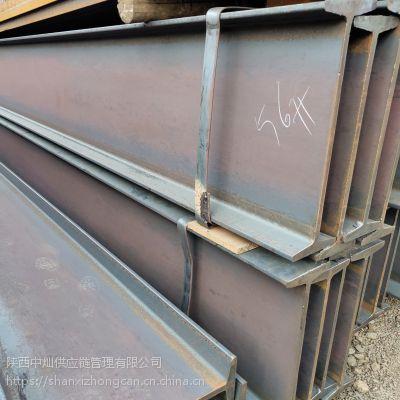 陕西西安大厂工字钢现货大户Q235BQ345B规格全欢迎来电钢结构用