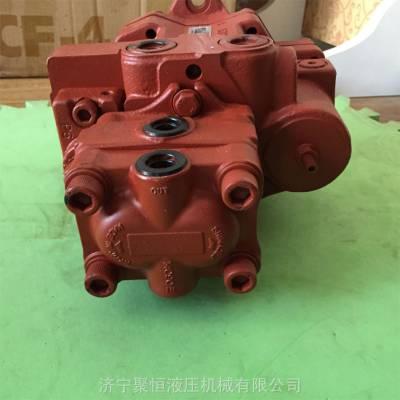 玉柴液压泵YC35 Nachi PVD 2B 40P 6G3 4515H