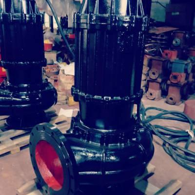 供应 400WQ1500-15-90 排污泵 上海江洋 潜水泵 切线无堵塞 搅匀污水泵