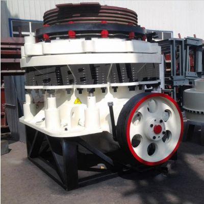 江西生产高性能圆锥破碎机 PYD600硬质铁矿石破碎专用碎石机